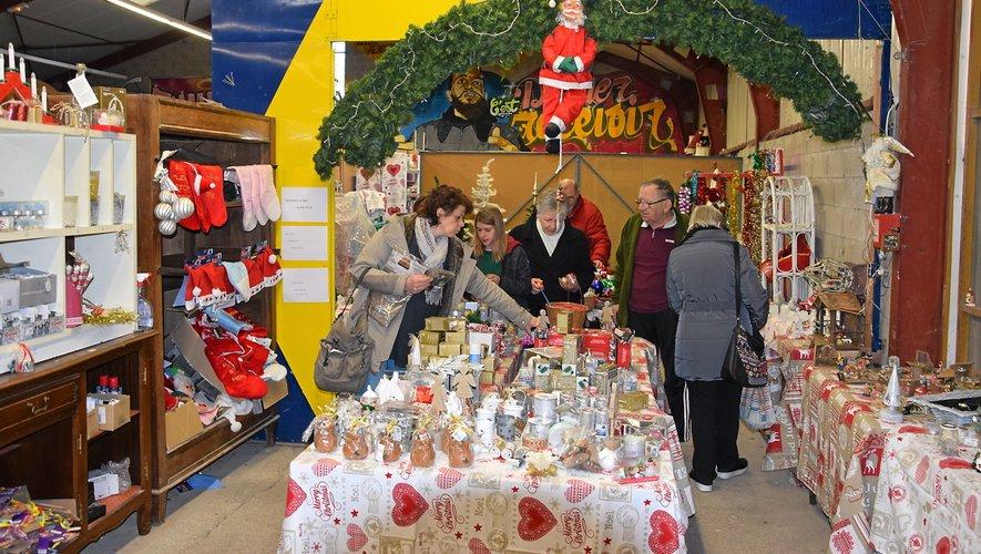 La grande vente de Noël, cadeau de saison