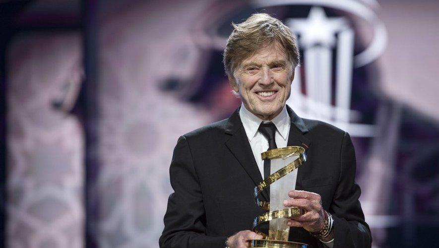 Producteur américain Robert Redford avait reçu un prix d'honneur pour l'ensemble de sa carrière au 18e Festival du film de Marrakech.