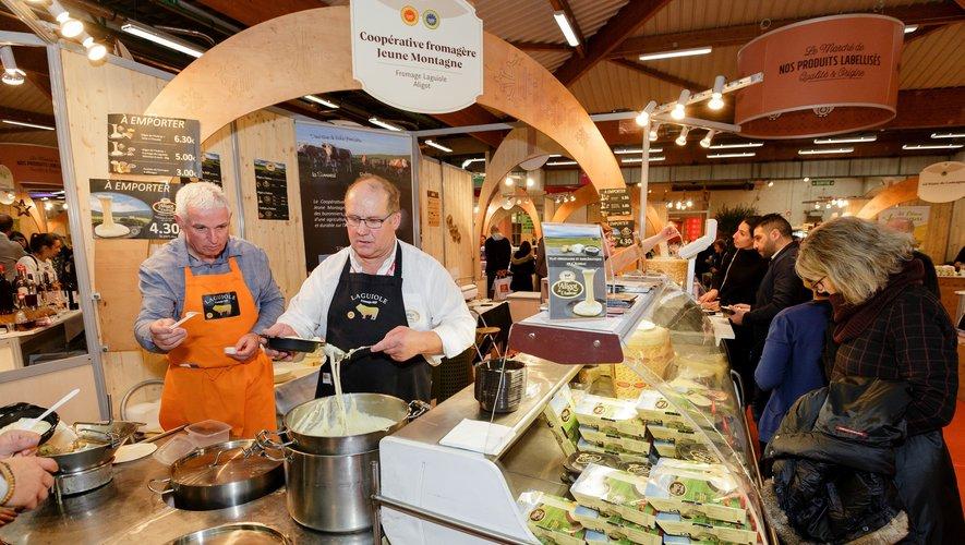 Cette année, ce sont les fromageset lesproducteurs régionaux qui seront à l'honneur.