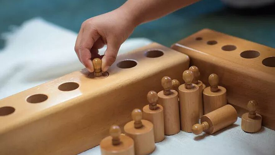 Un stage Montessori proposé en janvier