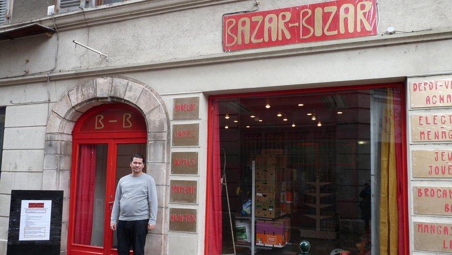 Bazar-Bizar : une nouvelle boutique en centre-ville au 22 rue Bories