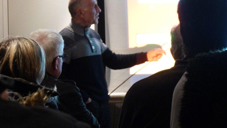 Le climatologue Pierre Miquel a su captiver son auditoire.