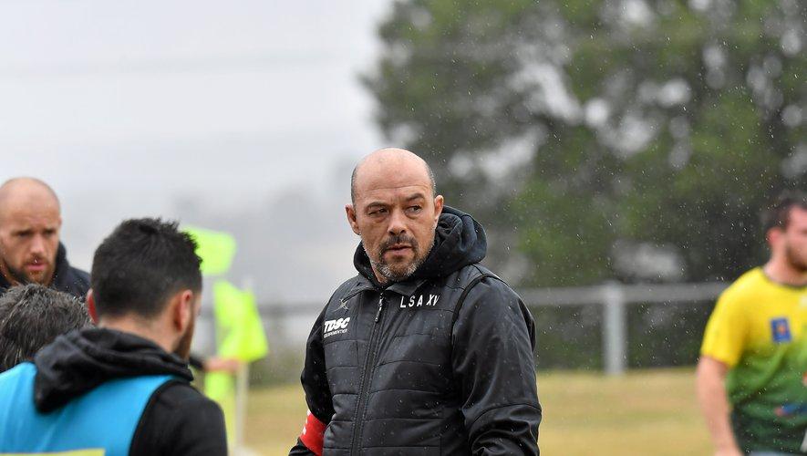 Le co-entraîneur de LSA n'a pas mâché ses mots après la défaite de son équipe à Castelnaudary, dimanche.