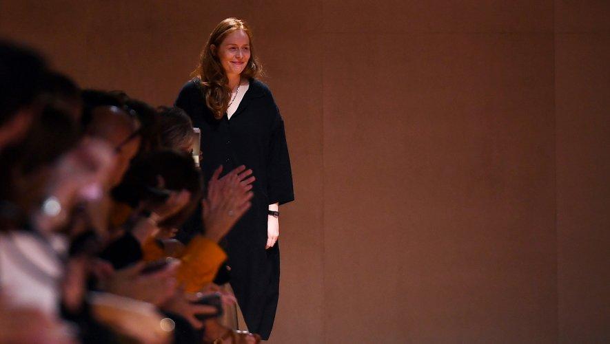 Nadège Vanhee-Cybulski, directrice artistique des collections femmes d'Hermès, présentera la prochain collection Croisière de la maison à Londres.