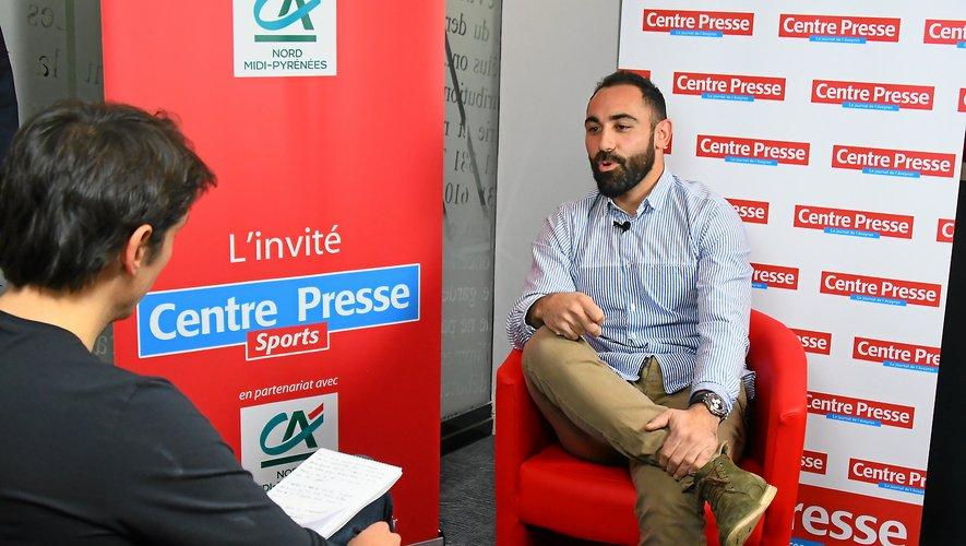 Alexandre De Barros, invité de la rédaction cette semaine.
