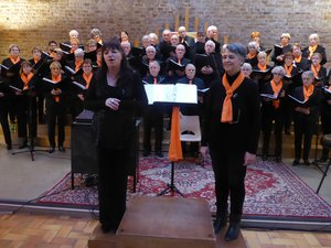Les Troubadours du Rouergue ont chanté Noël