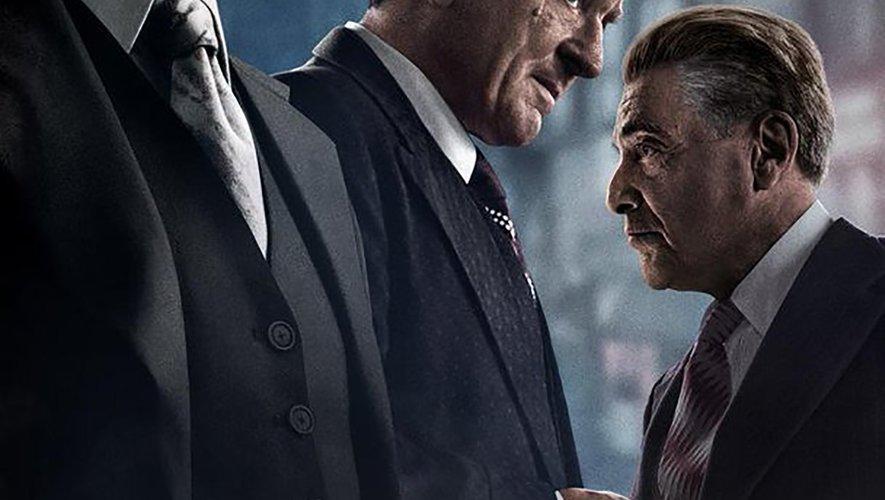 """""""The Irishman"""" réalisé par Martin Scorsese réunit Robert De Niro, Al Pacino et Joe Pesci."""