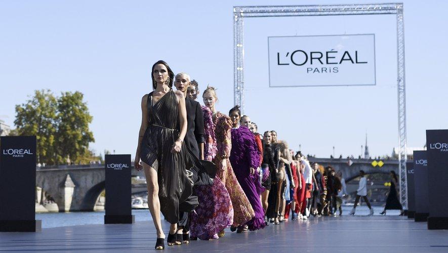 L'Oréal va commercialiser des produits de beauté de la marque Prada