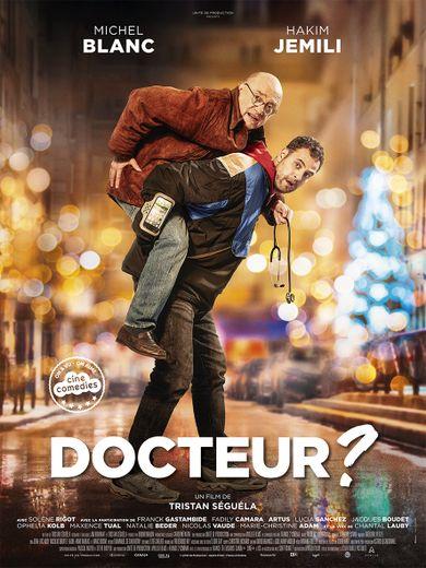"""""""Docteur ?"""" avec Michel Blanc a attiré plus de 22.500 spectateurs le jour de sa sortie"""