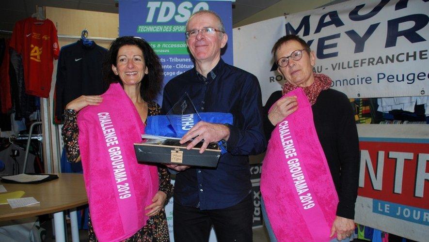 Trois Touroulis récompensés au niveau départemental