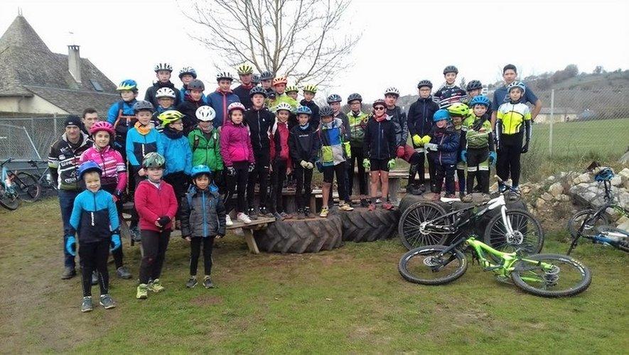 Vélo 2000 Onet :  les jeunes en progrès