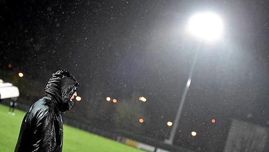 La pluie et le vent vont empêcher certaines rencontre de rugby en Aveyron.