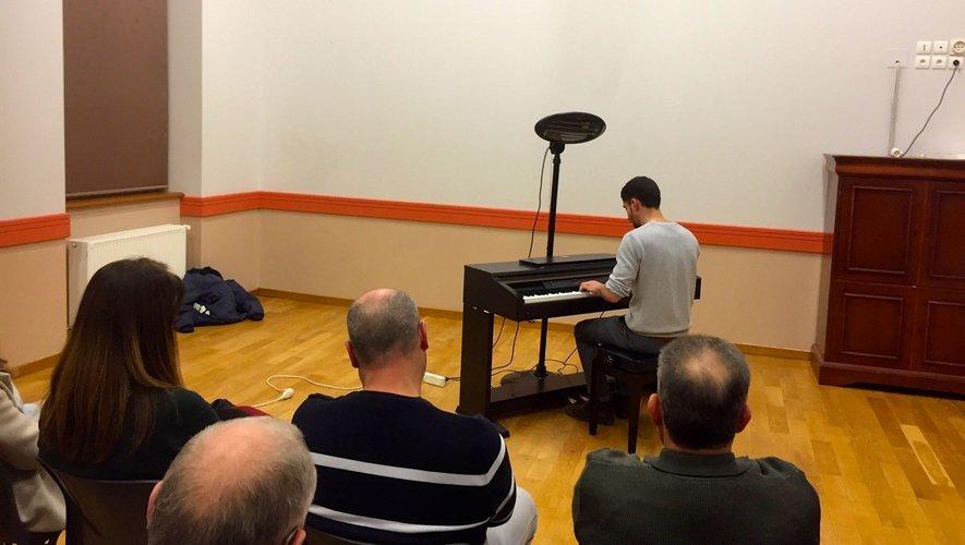 Bach pour le plaisir d'un petit groupe