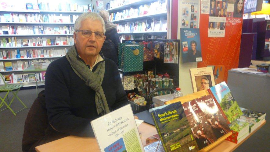 """""""Les amants du Bès"""" d'Henri Noël Ferraton"""