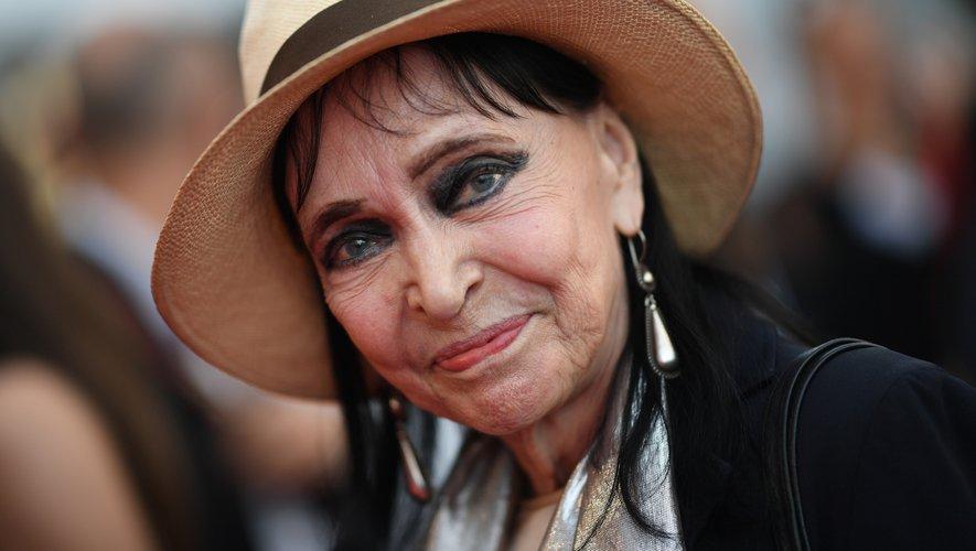 Anna Karina est morte samedi à Paris des suites d'un cancer, à l'âge de 79 ans