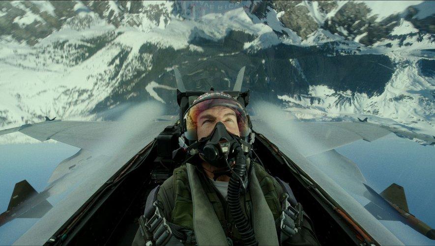 """Dans """"Top Gun: Maverick"""", Tom Cruise reprend son rôle qui l'avait rendu célèbre en 1986."""