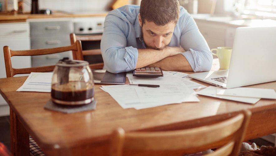 Les résultats de l'expérience montrent que les personnes présentant des symptômes dépressifs sont les moins aptes à gérer leur budget.