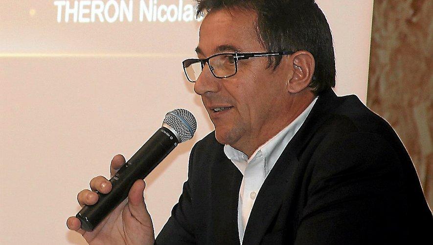 Joël Romiguière préside l'ASA Route d'argent depuis 2018.