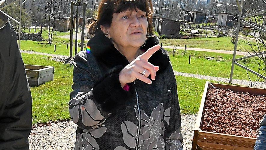 Marie-Claude Carlin, qui devrait se retirer de la vie politique,  a délivré un message de vigilance aux élus vis-à-vis  de l'écologie.
