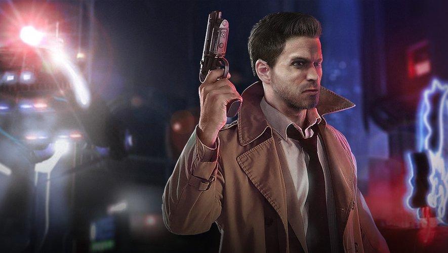 """Ray McCoy dans """"Blade Runner"""", un détective qui traque les réplicants dans le film du même nom."""