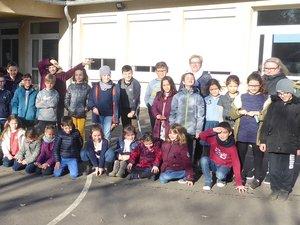 Cap fémina : Magalie a relaté son aventure à l'école Jacques-Prévert