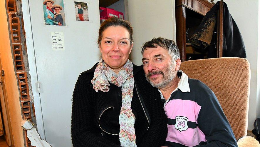 Didier Marvezy et Isabelle Goudard, amoureux comme jamais.