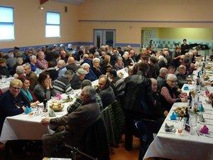 Les Aînés de la commune apprécient chaque année ce geste généreux de la Mairie