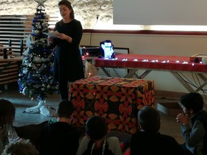 La salle des fêtes accueille les animations de Noël