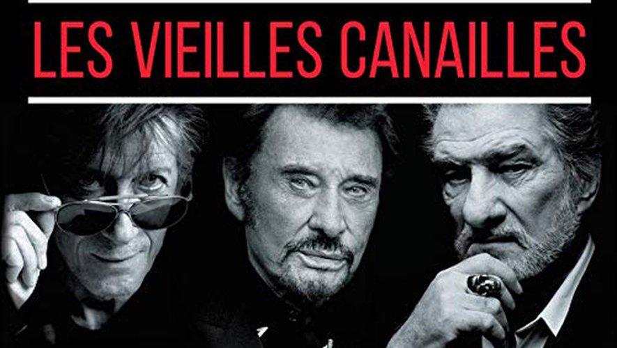 Le live des Vieilles Canailles  est toujours en tête du Top albums France Fnac.