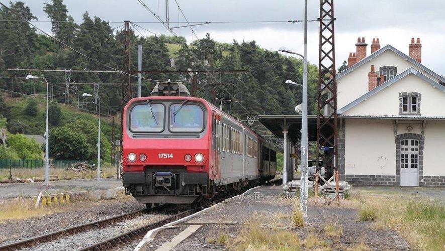 Le train de l'Aubrac est co-géré par l'Etat et la Région.