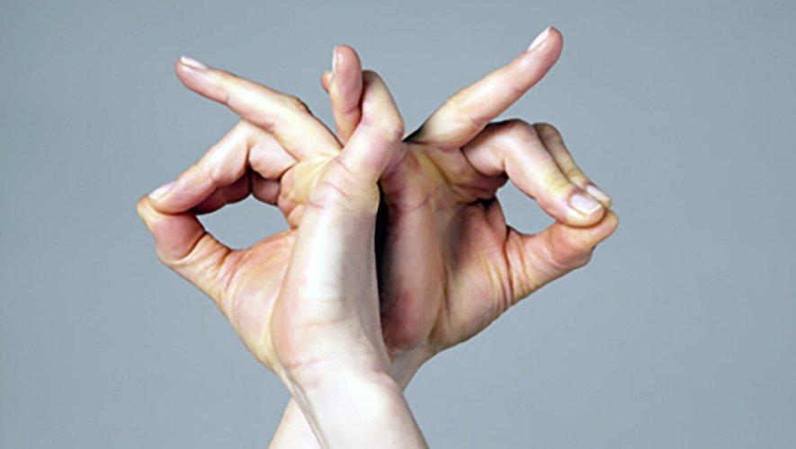 Le yoga au bout des doigts