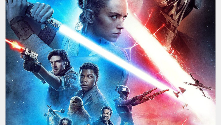 """Le dernier épisode de la saga """"Star Wars"""" a attiré plus de 2,45 millions de spectateurs dans les salles françaises en une semaine."""
