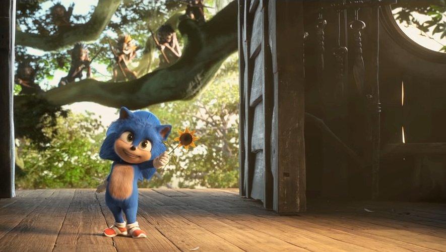 "Le ""Baby Sonic"""