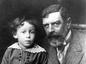 Hugues et Louis Panassié.
