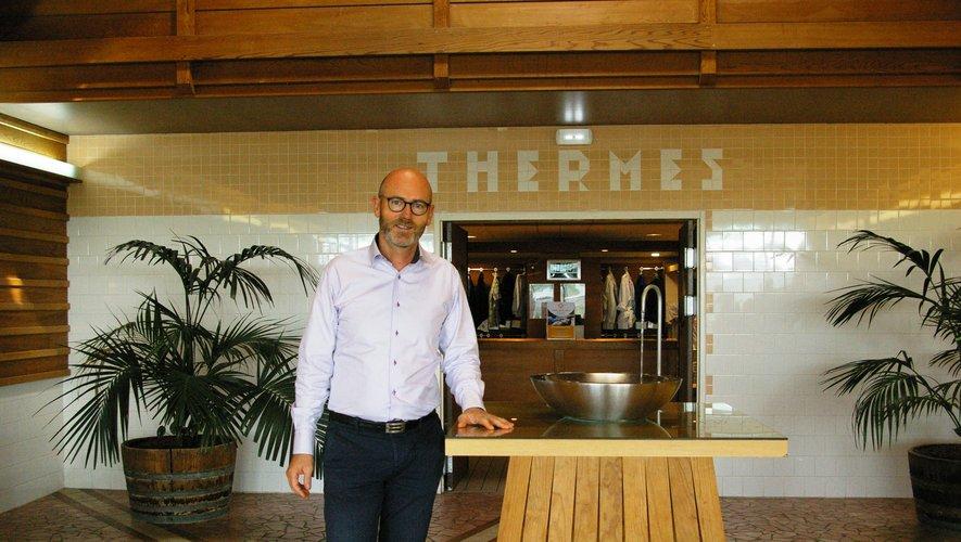 La communication sera optimisée par le Directeur des Thermes Nicolas Jacquemin.