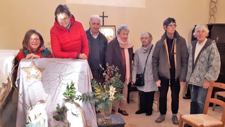 Une soixantaine de visiteurs se sont rendus à l'église Saint-Amans de Cadayrac en cette fin d'année, où ils ont apprécié les restaurations effectuées en une vingtaine d'années et les crèches exposées comme dans les autres églises de la commune.