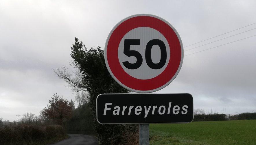 Nouvelle réglementation à Farreyroles
