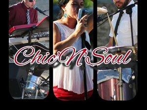 Le groupe « Chic ' N'Soul ». sera la tête d'affiche du samedi 25 janvier.