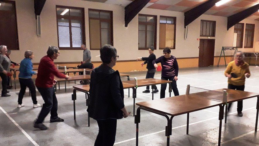 Jeux de raquettes : adapterle sport à son âge.
