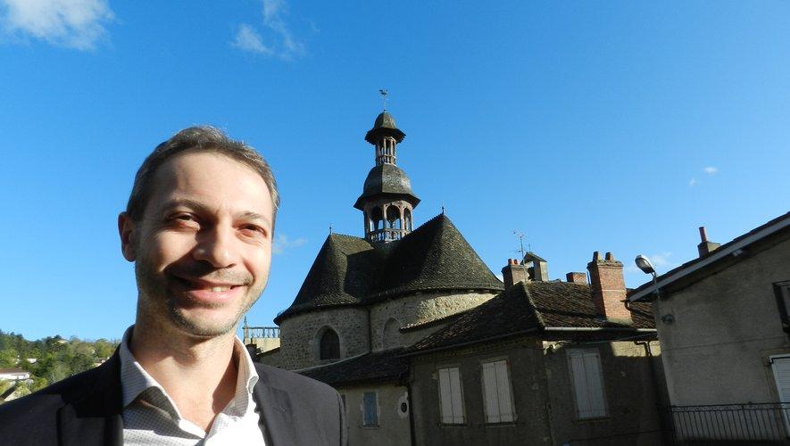 Laurent Tranier propose d'écrire la nouvelle histoirede Villefranche.