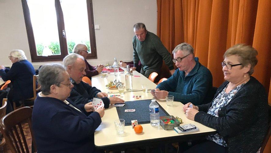 Les joueurs de cartes ont bien commencé l'année.