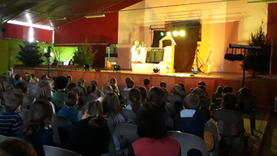 Le « Noël de Coco »a enchanté le public.