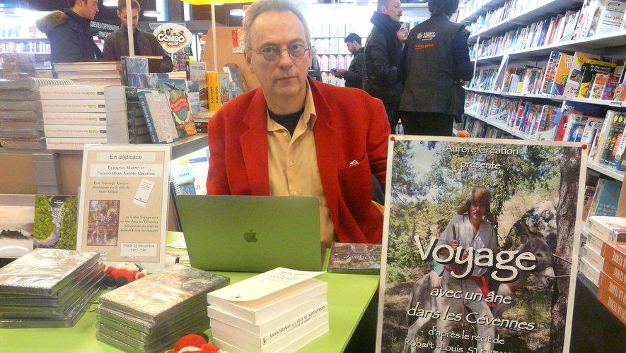 François Marret entre livre et vidéo