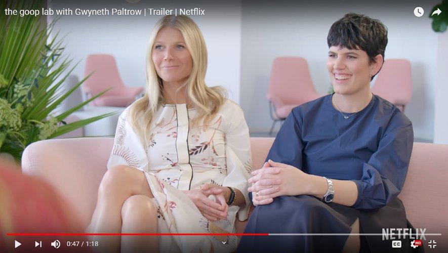"""""""The Good Lap"""" sera disponible dès le 24 janvier sur Netflix."""