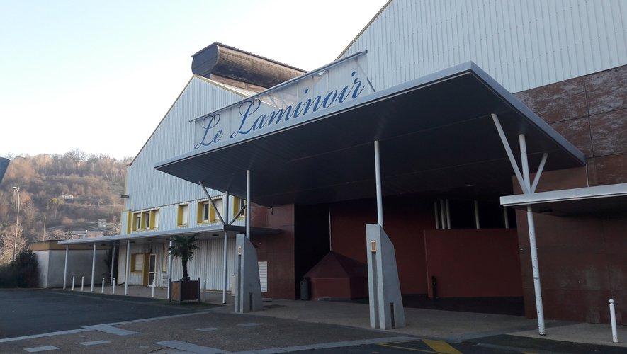 Le Laminoir est l'une des deux salles dédiées aux réunions publiques et meeting.