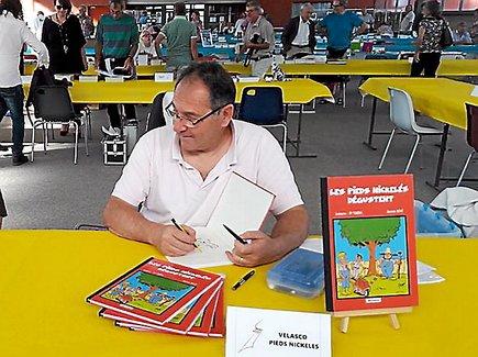 BANDE DESSINEE Cette année est celle de la Bande dessinée ! L'Aveyron aura sa part de bulles. Les amateurs du genre ont rendez-vous les 25 et 26 juillet pour le 23e festival de La Fouillade, les 29 et 30 août à Naucelle, et en octobre pour le 6e festival de livre de jeunesse de Sainte-Radegonde. Beaux rendez-vous en perspective.