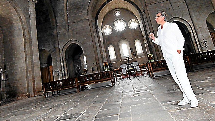 MUSIQUE SACRÉE A SYLVANÈS  L'été aveyronnais sera bien évidemment rythmé par la classe resplendissante du 43e festival de musique sacrée de l'abbaye de Sylvanès.