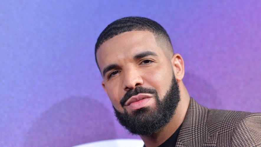 """Drake à l'avant-première de la série """"Euphoria"""" au Cinerama Dome Theatre d'Hollywood, le 4 juin 2019"""