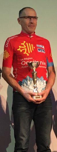 Cyclotourisme : Claude Azémar, toujours champion d'Occitanie