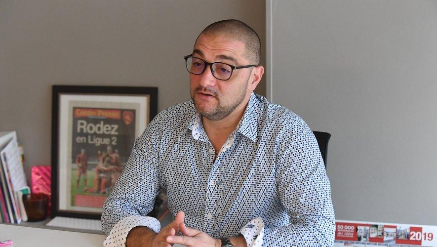 Le président du Raf a fait le point sur l'actualité des transferts de son club.